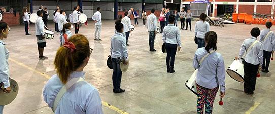 Coagrisol entrega uniformes para Banda Marcial de Soledade