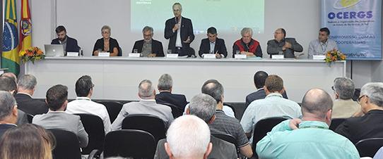 AGO 2019 da Ocergs aprova gestão, contas e plano de trabalho