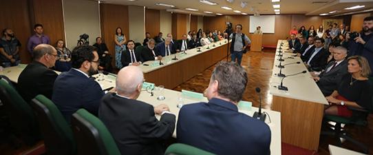 Ocergs integra Comissão da Junta Comercial do RS