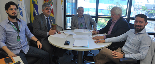 Ocergs realiza primeira reunião do Conselho Técnico Sindical em 2019