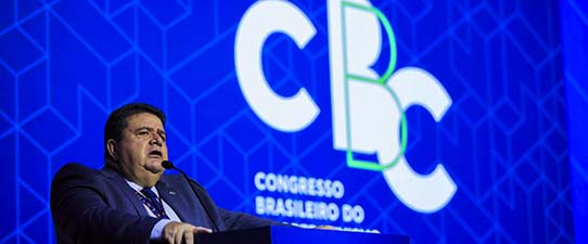 Começa o 14º Congresso do Cooperativismo Brasileiro