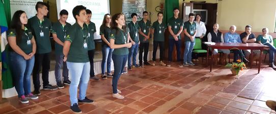 Coopatrigo instala mais uma turma do Aprendiz Cooperativo do Campo