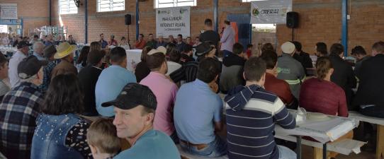 Internet da Creral chega em mais 14 comunidades rurais