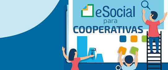 Sistema OCB lança manual do e-Social para cooperativas