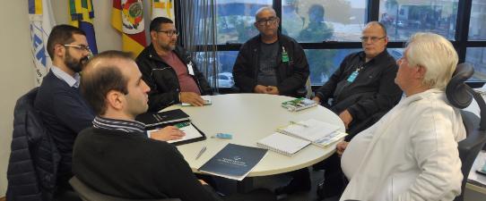 Ocergs e Sindicato de São Sebastião do Caí realizam negociação coletiva de trabalho