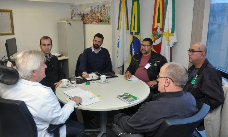 Ocergs realiza negociação coletiva de trabalho com o Sindicato dos Trabalhadores da Alimentação de São Sebastião do Caí