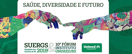 Sistema Unimed-RS propõe reflexão sobre saúde, diversidade e futuro