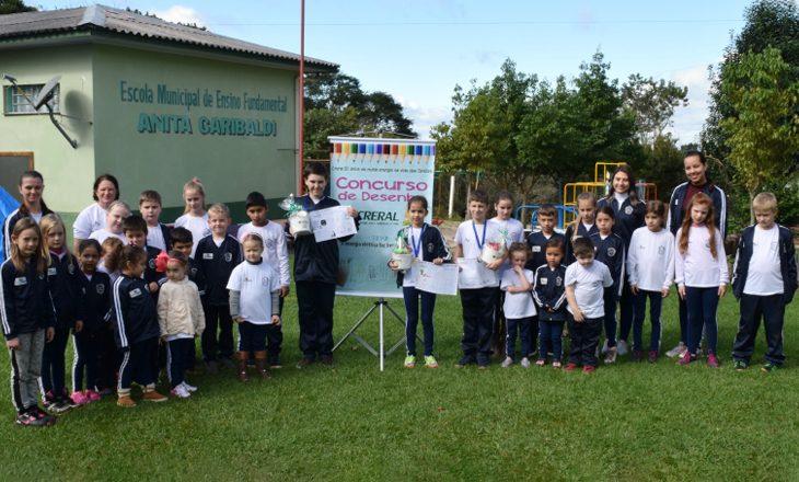 Concurso de Redação e Desenho da Creral já tem os primeiros alunos premiados