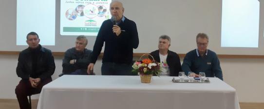 Coopatrigo lança Rede Solidária 2019