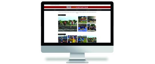 Está no ar o Blog do Esporte Languiru