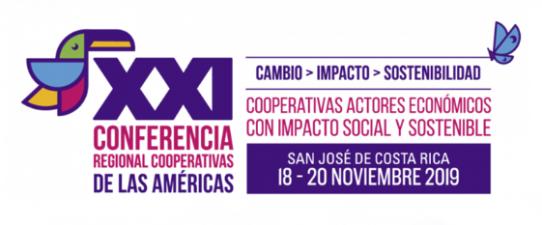 Costa Rica sedia a XXI Conferência Regional de Cooperativas das Américas