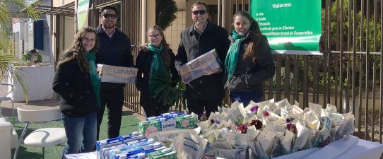 Espaço Saúde Copermed recebe comunidade em Dom Pedrito