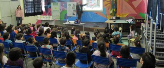 Eco Cooperação realiza 2.135 atendimentos no RS