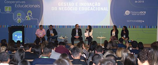 Gestão do negócio é foco de seminário do Ramo Educacional