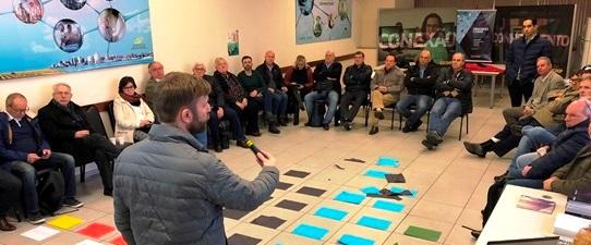 Escoop Saúde realiza seminário de avaliação da Missão ao Vale do Silício