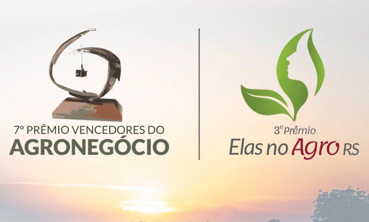 Prêmio Vencedores do Agronegócio está com inscrições abertas até o final do mês