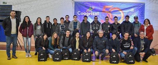 Coagrisol abre turma do Programa Aprendiz Cooperativo do Campo em Soledade