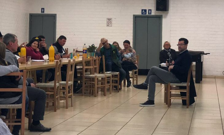 Seminário do Aprendiz Cooperativo do Campo debate sucessão familiar