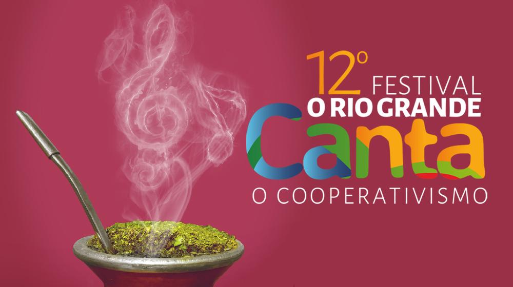 Festival o Rio Grande Canta o Cooperativismo