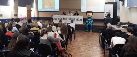 Unicred Porto Alegre apoia curso de extensão sobre doação de órgãos na UFRGS