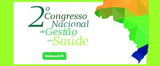 Congresso da Unimed promove networking em gestão