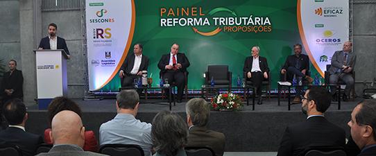Painel debate PEC 45 e Reforma Tributária