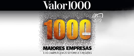 Cooperativas do Rio Grande do Sul são destaques no ranking da Valor 1000