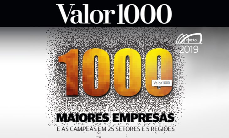Cooperativas do RS são destaques no ranking da Valor 1000