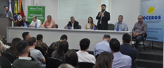 Seminário reúne cooperativas da agricultura familiar e governo para aperfeiçoar PAA