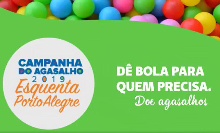 Unimed Porto Alegre arrecada mais de 25 mil peças na Campanha do Agasalho
