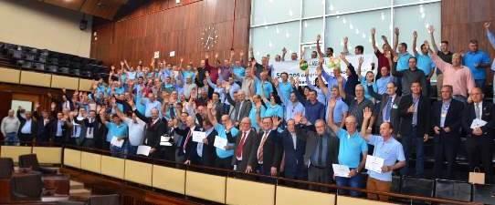 Assembleia Legislativa presta homenagem à Creral