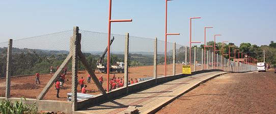 Creluz lança construção de complexo solar em Ametista do Sul