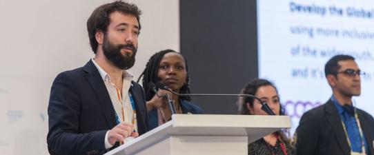 ACI aprova resolução de jovens em Kigali