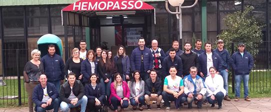 Coagrisol celebra a segunda edição da Campanha Cooperar Tá no Sangue