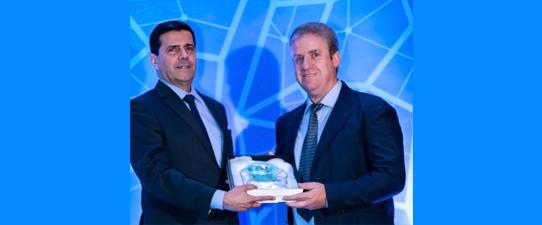 Projeto de internet fibra ótica rural da Coprel conquista premiação nacional