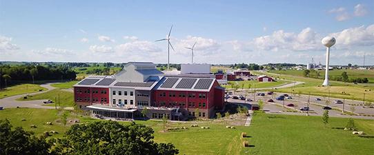 Cooperativa Organic Valley se torna líder mundial em energia renovável