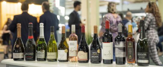 Vinícolas Aurora e Garibaldi recebem premiações na Wine South America