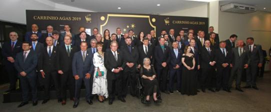Cooperativas são premiadas no Carrinho Agas 2019