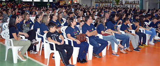 Cotriel encerra 3ª edição do Escola no Campo