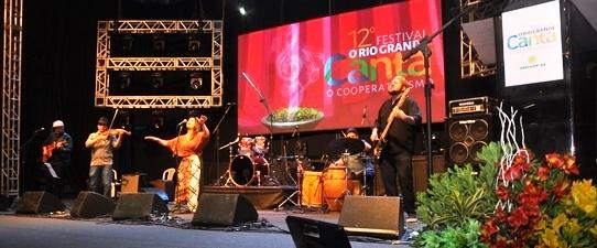 Definidas as finalistas do Festival O Rio Grande Canta o Cooperativismo