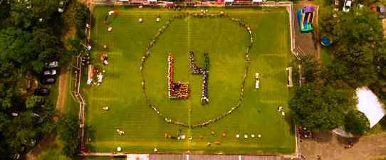 Cerca de mil pessoas prestigiam festividades de aniversário da Cooperativa Languiru
