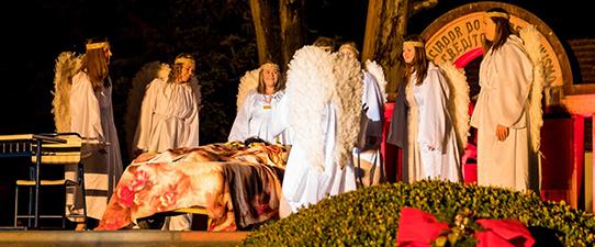 Nova Petrópolis recebe espetáculo do Natal Cooperativo neste domingo