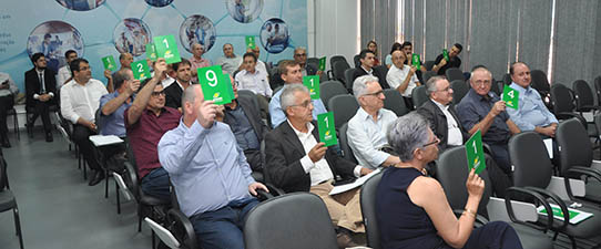 Cooperativas participam da AGE da Ocergs