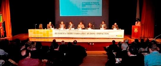 Câmara dos Deputados realizou mais um encontro da comissão da reforma tributária
