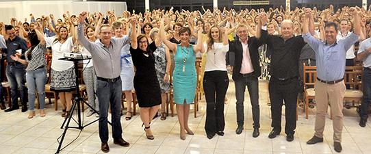 Mulheres cooperativistas em ação: atitude para fazer a diferença