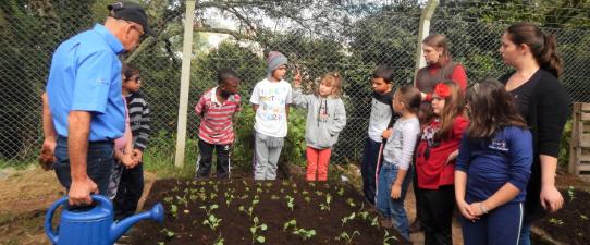 Plantando o Bem encerra o ano com mais de duas mil crianças atendidas