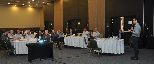 Ramo Crédito realiza seu Seminário de avaliação da Missão ao Vale do Silício