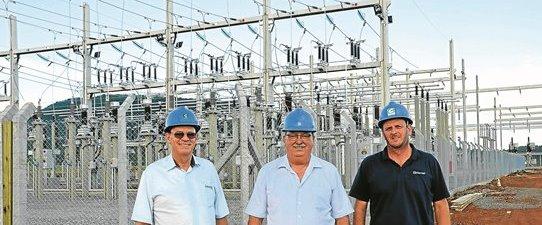 Certel se conecta a nova fonte de energia elétrica