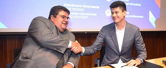 OCB e BNDES assinam acordo de cooperação