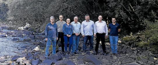 Certel anuncia construção de sua quinta hidrelétrica